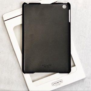 Coach Accessories - NIB Coach iPad mini case